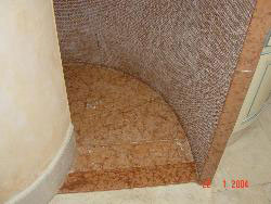 Marmorreinigung mit Hausmittel - Reinigung mit Schmierseife Marmorreinigung
