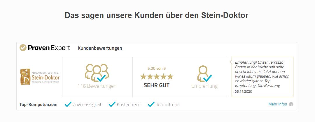 Stein Doktor im Raum 88356 Ostrach